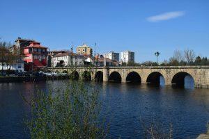Römerbrücke in Chaves