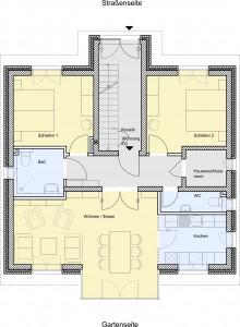 Wohnung im Erdgeschoss