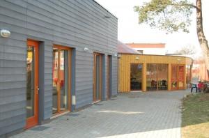 Saal und Café Bürgerhaus Lenzsiedlung